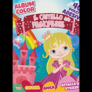 Toys2 Color & Sticker - Il castello delle pricipesse - n. 39 - bimestrale - 27 giugno 2019 -