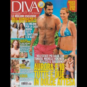 Diva E Donna - n. 27 - 9 luglio 2019 - settimanale femminile -