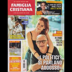 Famiglia Cristiana - n. 27 - 7 luglio 2019 - settimanale