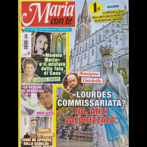 Maria Con Te - n. 27 - 7 luglio 2019 - settimanale