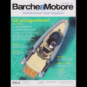 Barche A Motore - n. 8 - luglio - agosto 2019 -