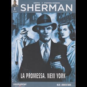 Albi Avventura - Sherman - La promessa. new York - n. 1 - settimanale -