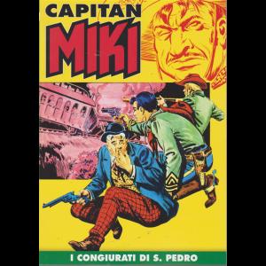 Capitan Miki -I congiurati di S. Pedro - n. 3 - settimanale -