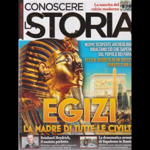Conoscere La Storia - n. 53 - bimestrale - luglio -agosto 2019 -