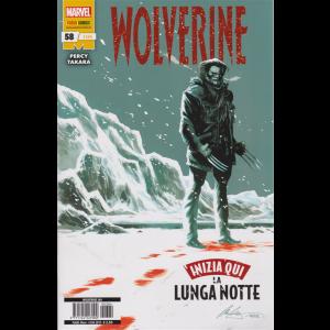 Wolverine -n. 384 - 4 luglio 2019 - mensile - Inizia qui la lunga notte