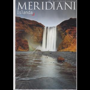 Meridiani Collection - Islanda - Cile - n. 81 - bimestrale - luglio 2019 - 2 numeri