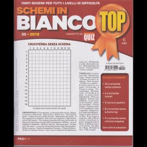 Schemi In Bianco Top - n. 25 - trimestrale - luglio - settembre 2019
