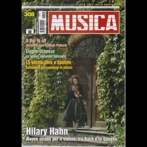 Musica - n. 308 - luglio -agosto 2019 - mensile