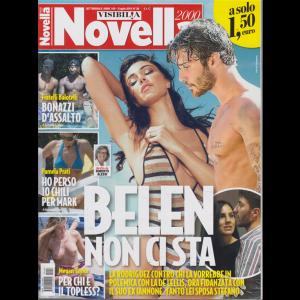 Novella 2000 - n. 28 - settimanale - 3 luglio 2019