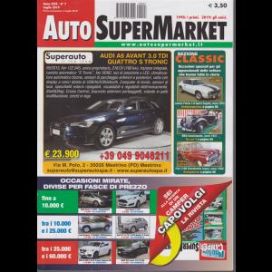Auto Super Market - n. 7 - luglio 2019 -