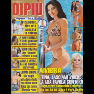Settimanale Dipiu' - n. 27 - 12 luglio 2019 -