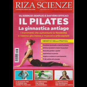 Riza Scienze - Il Pilates - n. 367 - luglio - agosto 2019 - bimestrale -