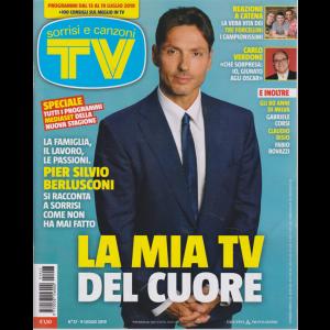 Sorrisi E Canzoni Tv - n. 27 - 9 luglio 2019 - settimanale