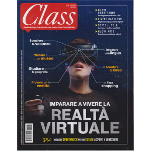 Class - n. 395 - luglio 2019 - mensile
