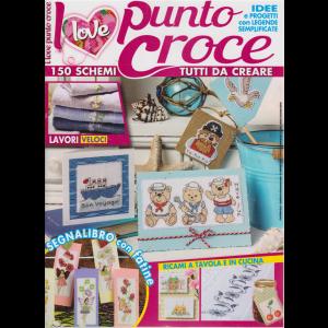 I Love Punto Croce - n. 1 - bimestrale - luglio - agosto 2019