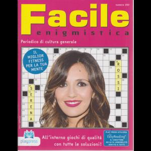 Facile Enigmistica - n. 202 - bimestrale - 11/7/2019 - Serena Rossi