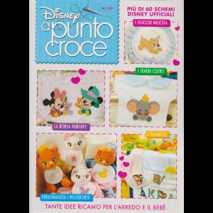 Disney Punto Croce - n. 100 - trimestrale - 25 febbraio 2019