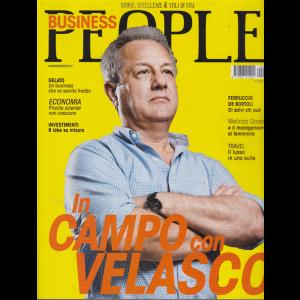 Business People - n. 7 - luglio 2019 - mensile
