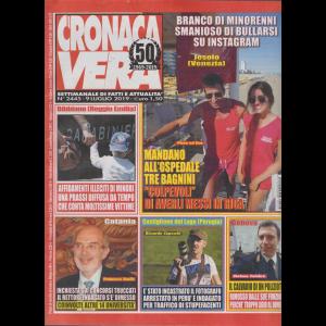 N.Cronaca Vera - n. 2445 - 9 luglio 2019 - settimanale di fatti e attualità