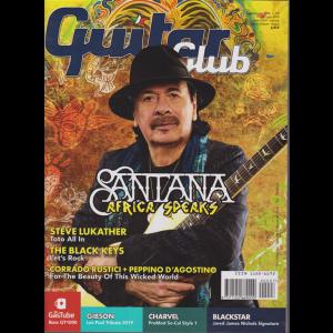 Guitar Club - Santana - n. 7/8 - 5 luglio 2019 - mensile