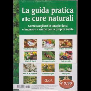 Riza scienze - La guida pratica alle cure naturali - n. 367 - luglio - agosto 2019 -