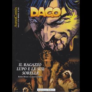 Aureacomix - Dago - n. 99 - mensile - 9 luglio 2019 - Il ragazzo lupo e le sue sorelle
