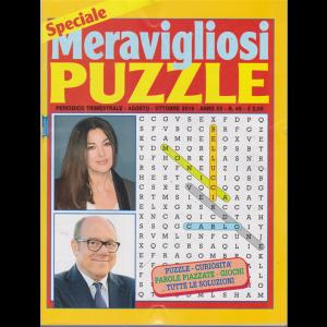 Speciale Meravigliosi Puzzle - n. 49 - trimestrale - agosto - ottobre 2019 -