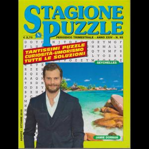 Stagione Puzzle - n. 95 - trimestrale - agosto - ottobre 2019 -