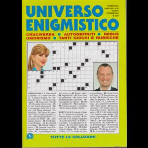 Universo Enigmistico - n. 85 - trimestrale - agosto - ottobre 2019 -
