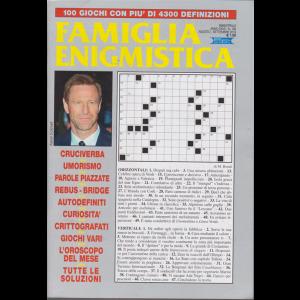 Famiglia Enigmistica - n. 196 - bimestrale - agosto - settembre 2019 -