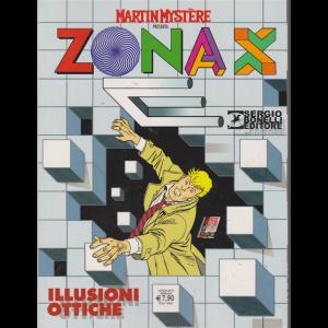 Martin Mystere Maxi - Illusioni Ottiche - Presenta Zonax - n. 11 - 5 luglio 2019 - annuale -