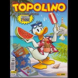 Topolino - n. 3320 - settimanale - 10 luglio 2019