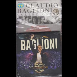 Gli speciali musicali di Sorrisi n. 23 - 9 luglio 2019 - Claudio Baglioni collezione - Al centro da una storia vera - libretto + triplo cd - settimanale