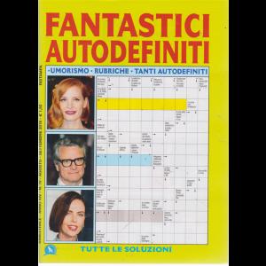 Fantastici  Autodefiniti - n. 70 - bimestrale - agosto - settembre 2019 -