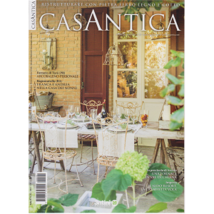 Casantica - n. 90 - bimestrale - luglio - agosto 2019 -