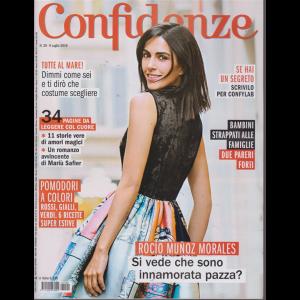 Confidenze - n. 29 - 9 luglio 2019 - settimanale