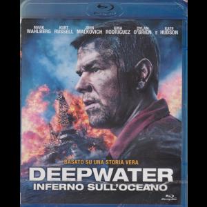 Solo Grande Cinema - Blu Ray  Disc - n. 9 /2019 - mensile - Deepwater inferno sull'oceano