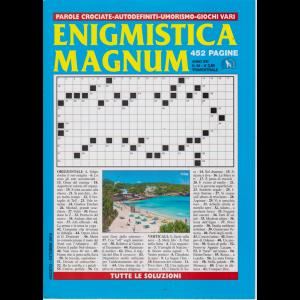 Enigmistica Magnum - n. 86 - trimestrale - agosto - ottobre 2019 - 452 pagine