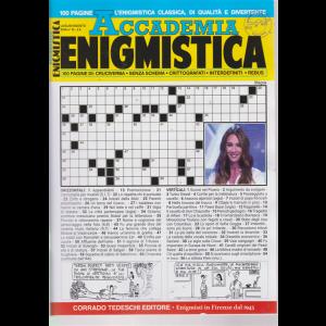 Accademia Enigmistica - n. 10 - luglio - agosto 2019 - bimestrale - 100 pagine