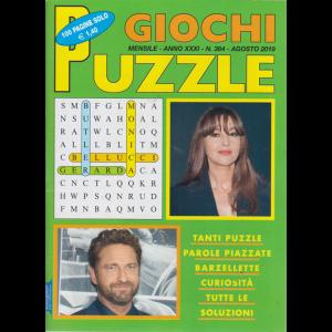 Giochi Puzzle - n. 364 - agosto 2019 - mensile - 100 pagine