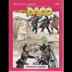 Ristampa Dago - n. 166 - 10 luglio 2019 - bimestrale - Intrighi di sangue