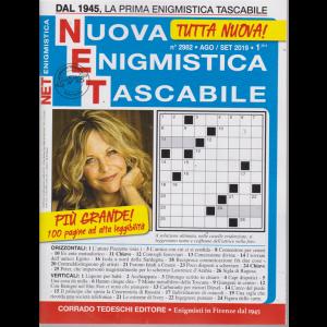 N.E.T. Nuova enigmistica tascabile - n. 2982 - agosto - settembre 2019 - bimestrale -