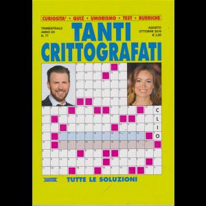 Tanti Crittografati - n. 77 - trimestrale - agosto - ottobre 2019 -