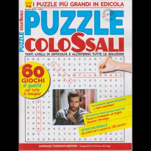 Puzzle Colossali - n. 14 - agosto 2019 - mensile