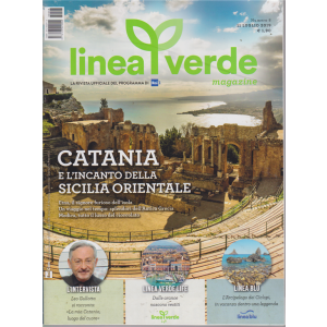 Linea Verde  magazine- n. 8 - 11 luglio 2019 - quattordicinale