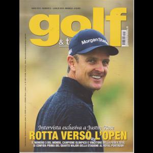Golf & Turismo - n. 5 - luglio 2019 - mensile