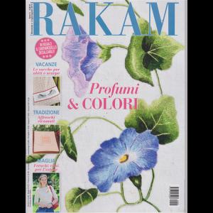 Rakam - n. 4 - bimestrale - luglio -agosto 2019 -