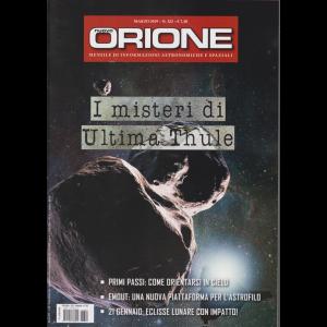 Nuovo Orione - n. 322 - marzo 2019 - mensile