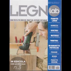 Legno Lab - n. 109 - bimestrale - febbraio - marzo 2019 -