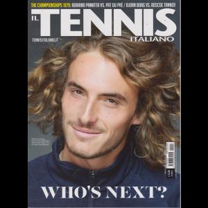Il tennis italiano - n. 7 - mensile - luglio 2019